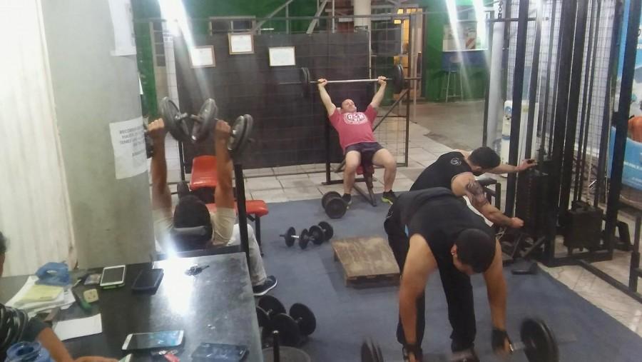 L bero f tbol 5 atp gym empresas de concordia for Deporte gym